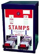 Automat na poštovní známky