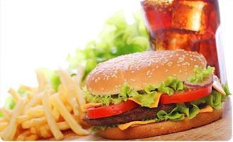 Fast food v USA