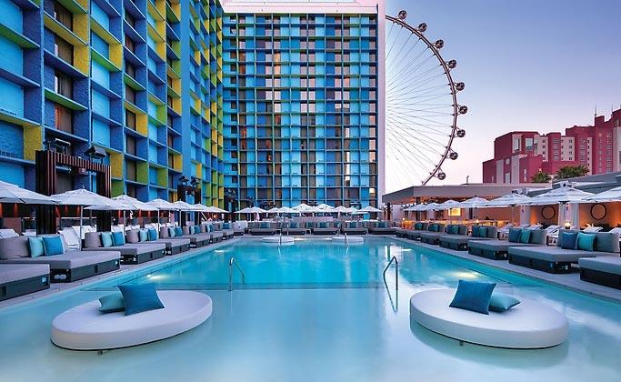 HOTEL LINQ v Las Vegas