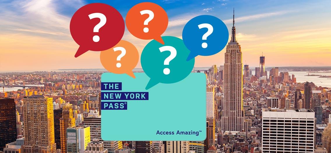 Otázky New York Pass