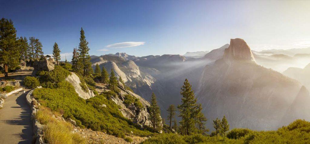 Yosemite národní park
