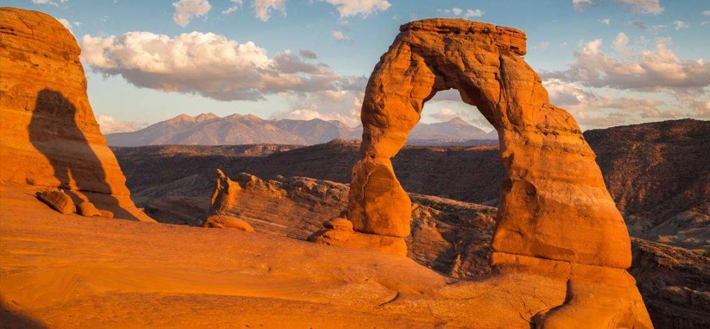 Arches národní park