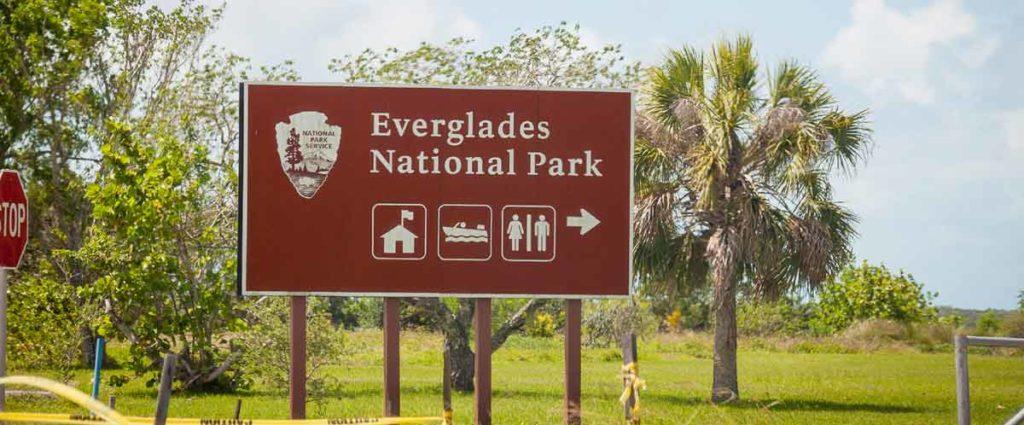 Národní park Everglades na Floridě