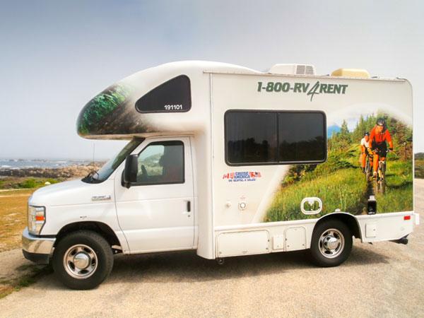 Zkušenosti s cestováním v RV/karavanu po USA