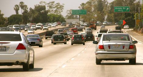 Doprava v Los Angeles