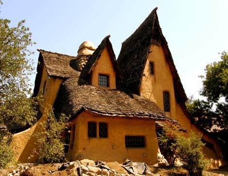 Dům čarodejnice v Los Angeles