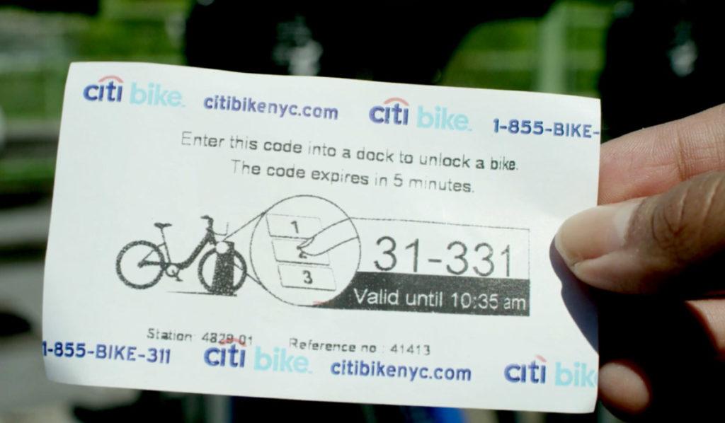 Půjčení kola v New Yorku