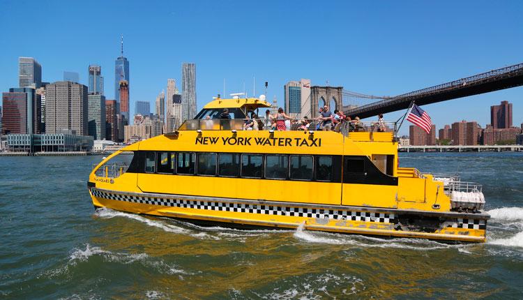 New York Pass Water Taxi