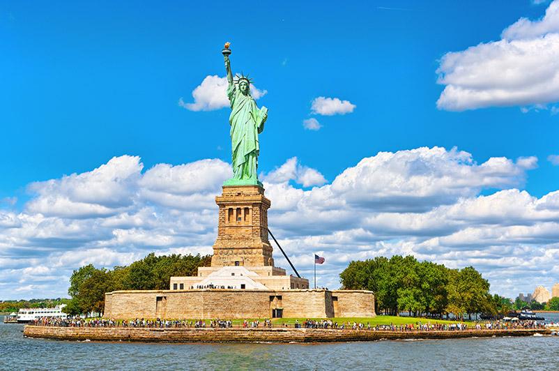Socha Svobody New York