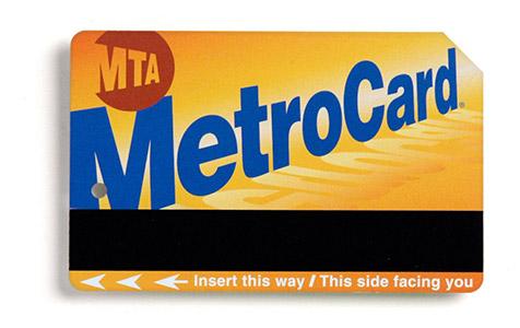 Metrocard - New York