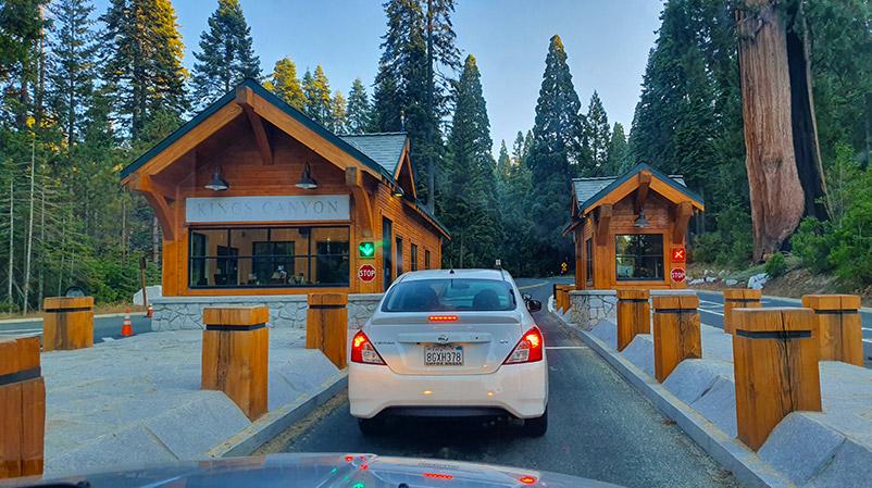 Sequoia a Kings národní park