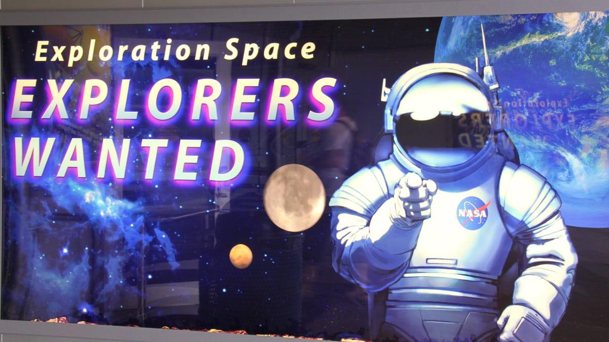 Kennedy Space Center na Floridě