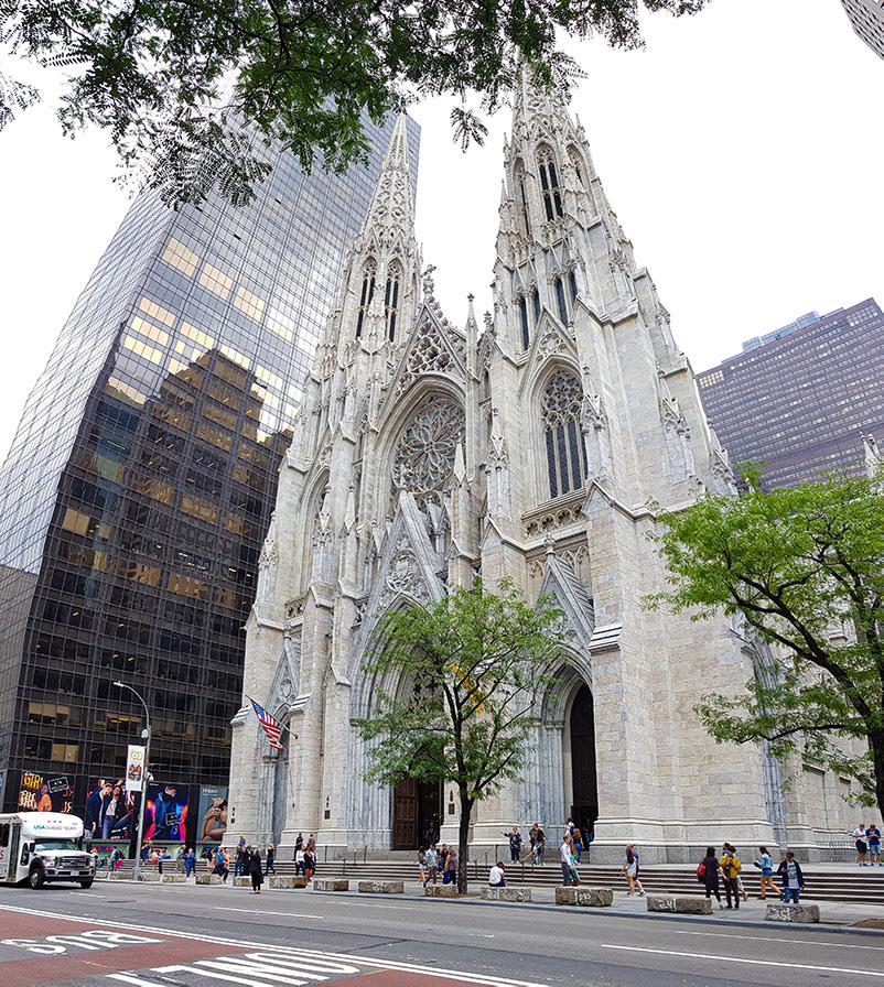 St. Patrick's Cathedral - Manhattan