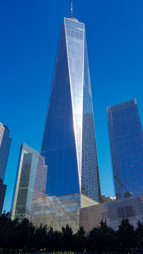 One World Observatory - vyhlídka na Manhattan