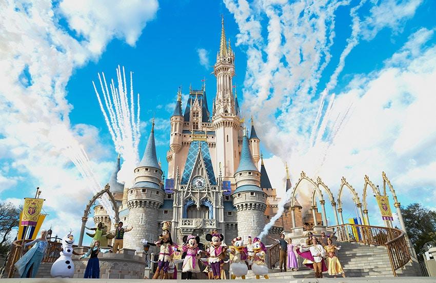 Disney World na Floridě