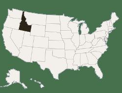 Stát Idaho