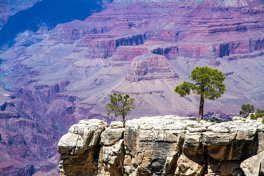 Sestup na dno Grand Canyonu