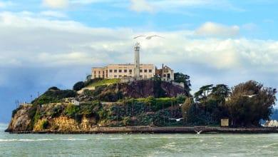 Alcatraz v San Francisco