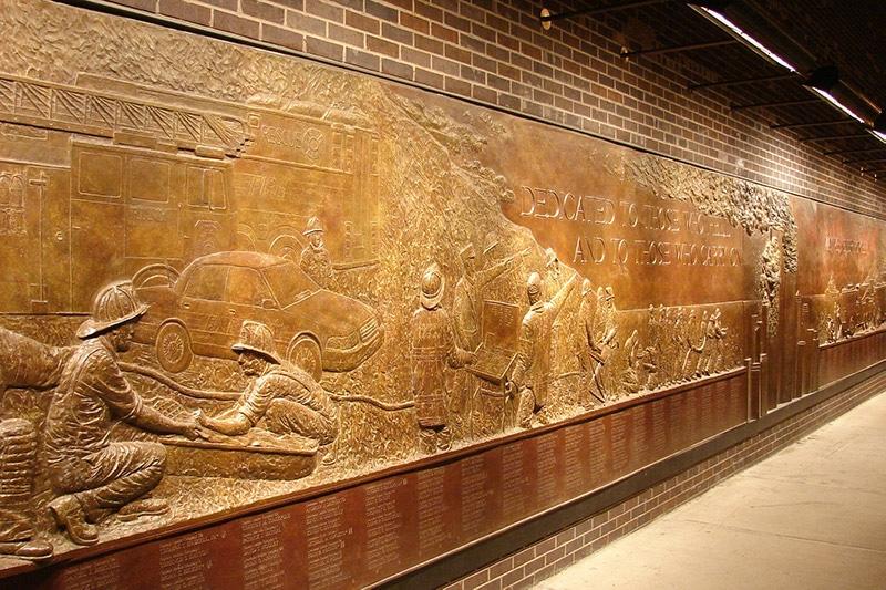 Můzeum 9/11 v New Yorku
