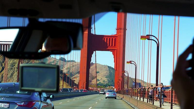 Autem po mostu