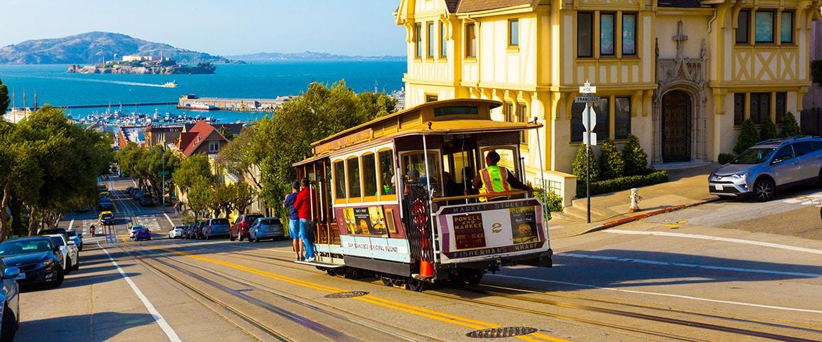 Tramvaje v San Franciscu