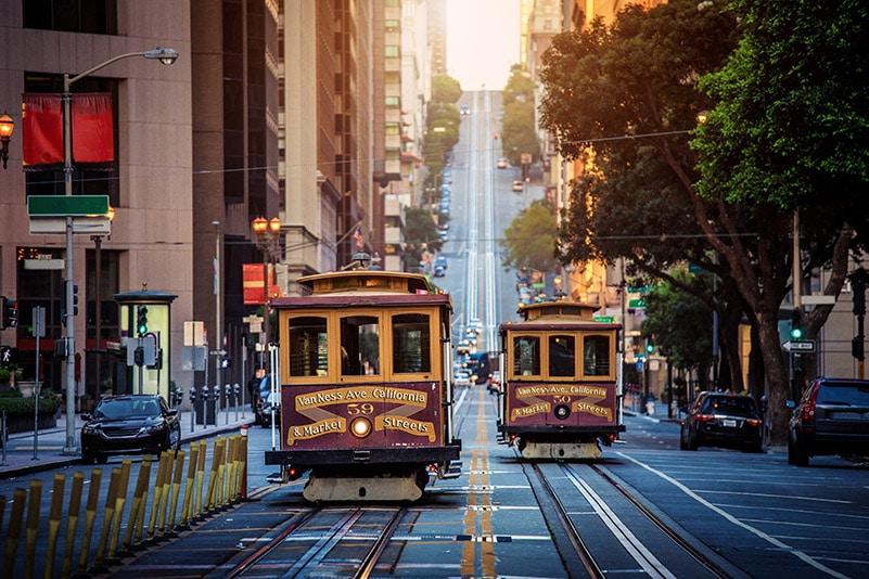 Historická tramvaj SF