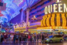 Fremont Street v Las Vegas