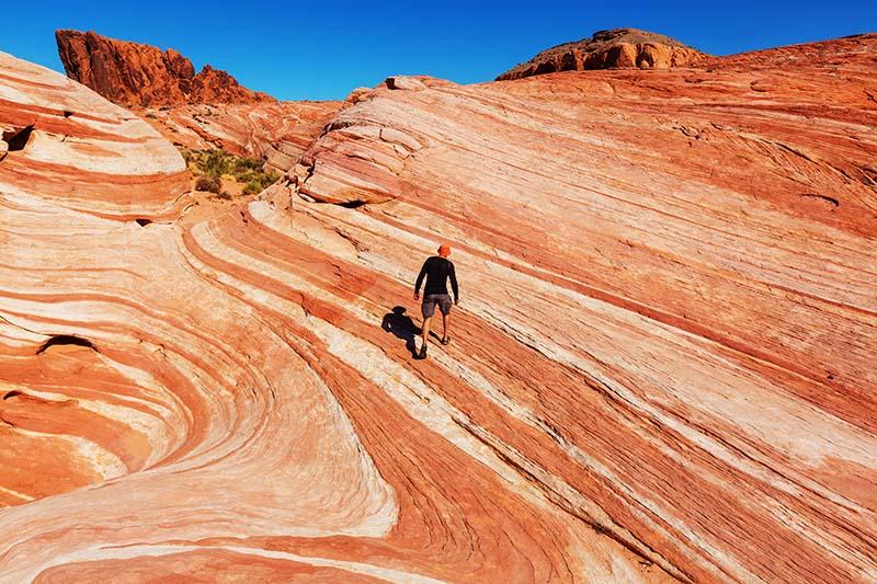 Pastel (Pink) Canyon Trail