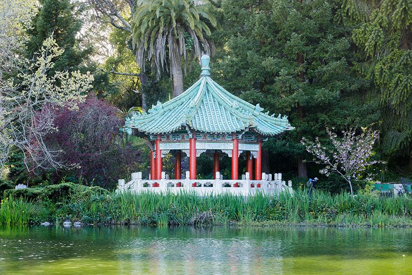 Golden Gate Pavilion